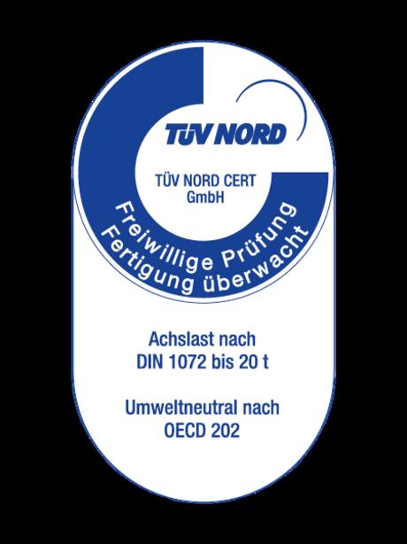 TUV NORD Certifikácia