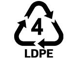 Recyklovaný materál LDPE